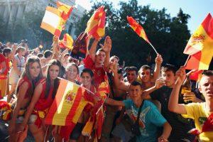 España, campeón de la Euro 2012 Foto:Getty Images. Imagen Por: