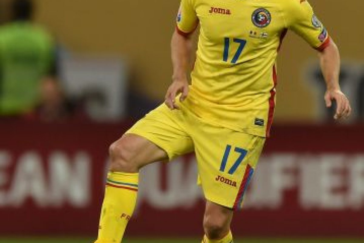 A sus 36 años, es uno de los pilares del mediocampo de Rumania. Puede ser su última Eurocopa y es poco probable que se despida con el título Foto:Getty Images. Imagen Por: