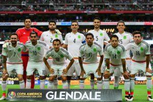 México vs. Jamaica Foto:Getty Images. Imagen Por:
