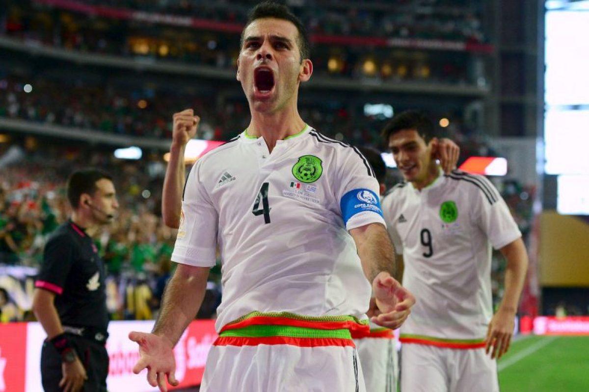 """El """"Tri"""" llega al partido con tres puntos Foto:Getty Images. Imagen Por:"""