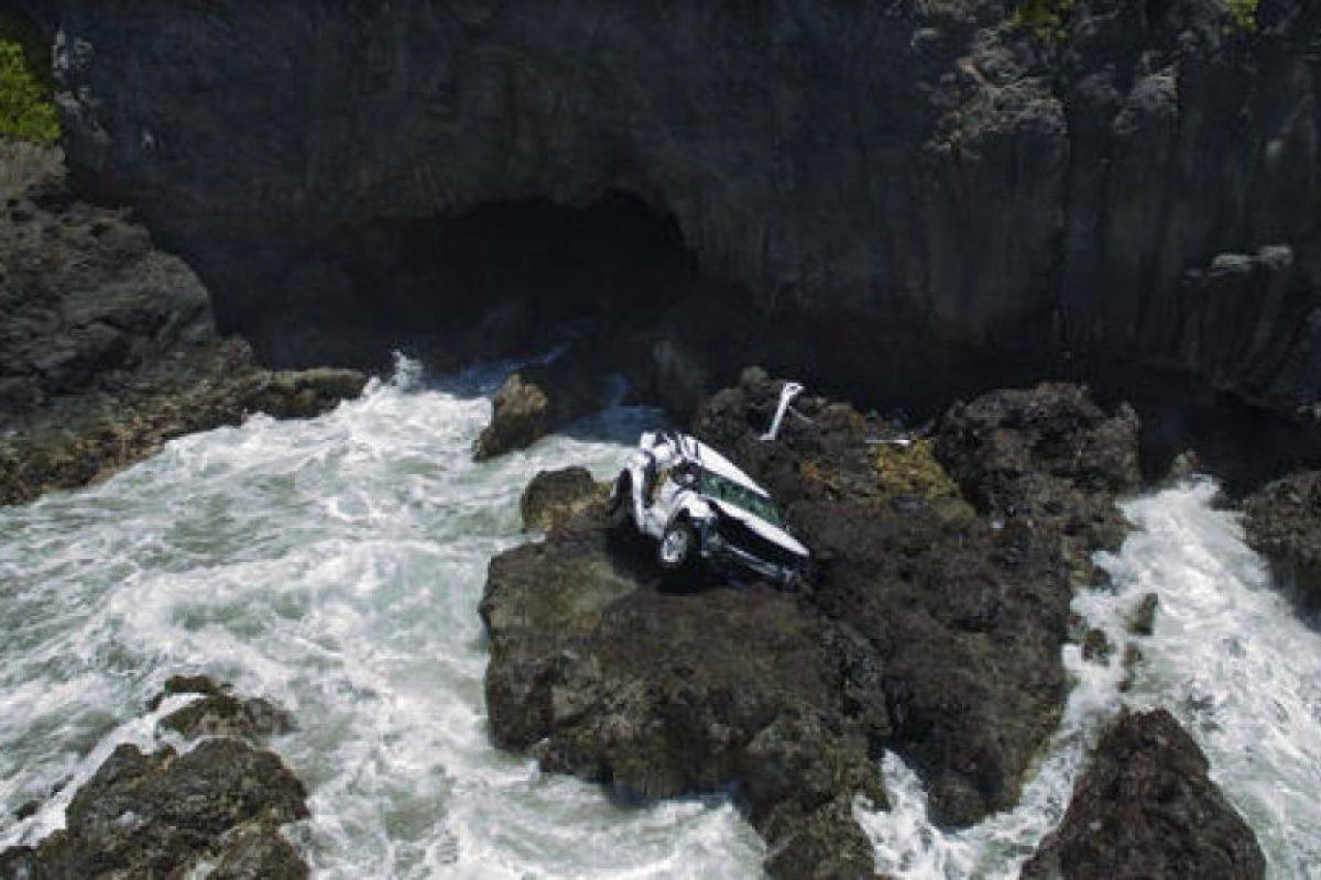 Viajaban por Maui, en Hawái Foto:AP. Imagen Por: