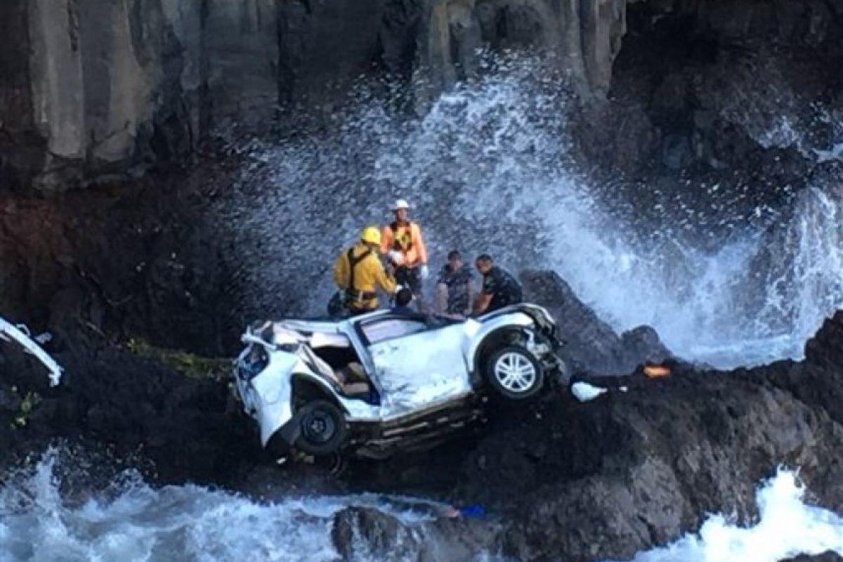 Cuando tuvieron un trágico accidente Foto:AP. Imagen Por: