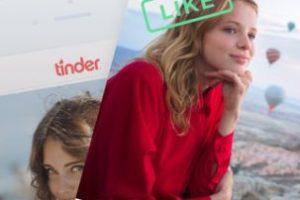 """O simplemente """"encuentros"""". Foto:Tinder. Imagen Por:"""