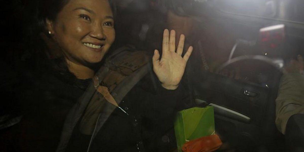 Keiko Fujimori reconoce su derrota en los comicios de Perú