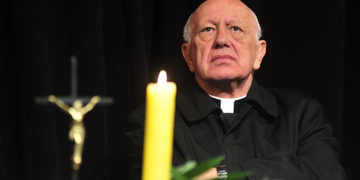 Cardenal Ezzati por ataque a iglesia: