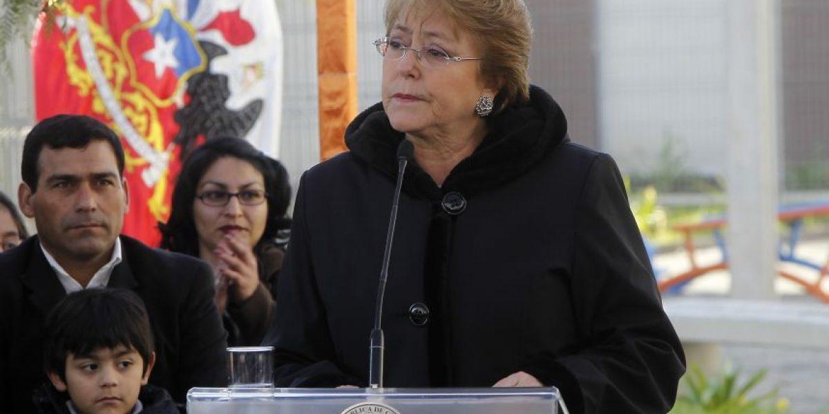 Bachelet por Gratitud Nacional: