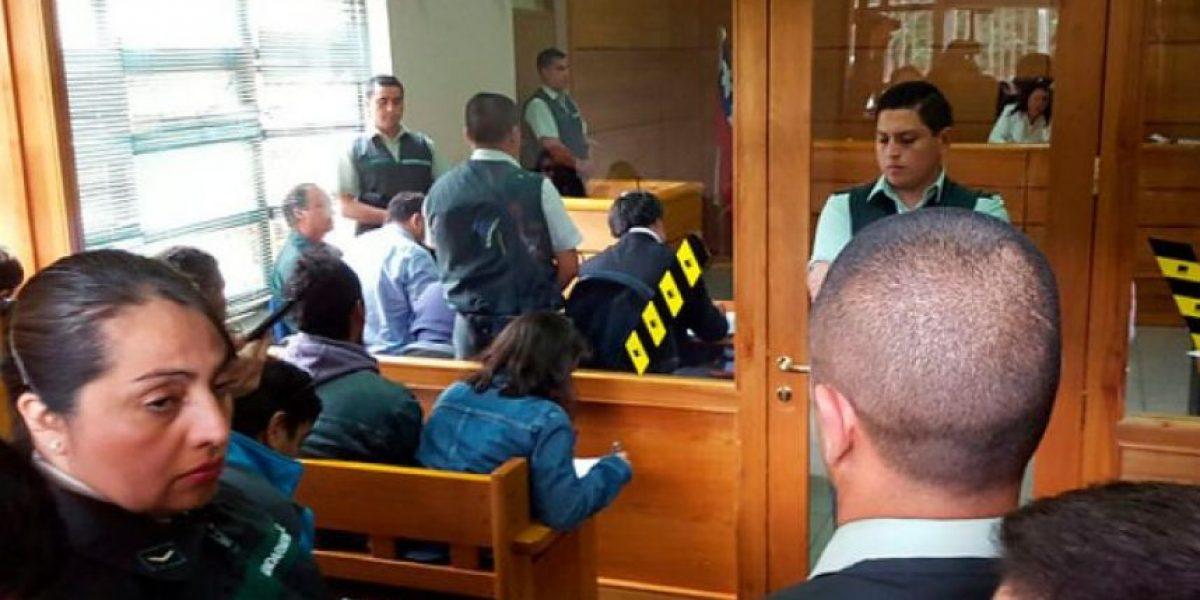 Caso Haeger: Mantienen prisión preventiva para Jaime Anguita y José Pérez