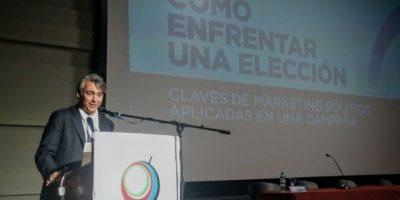 Enríquez-Ominami participa en cumbre mundial sobre el poder en las elecciones