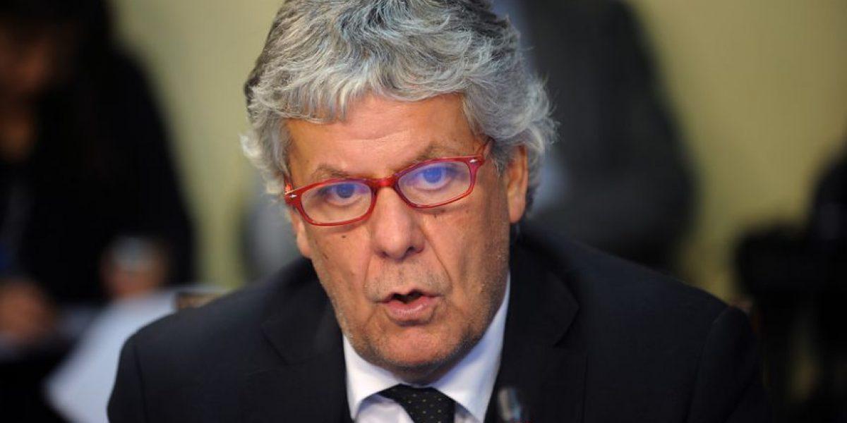 PPD por dichos sobre Eyzaguirre: Respaldamos a todos los ministros del gabinete