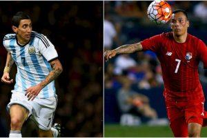 Argentina vs. Panamá Foto:Getty Images. Imagen Por: