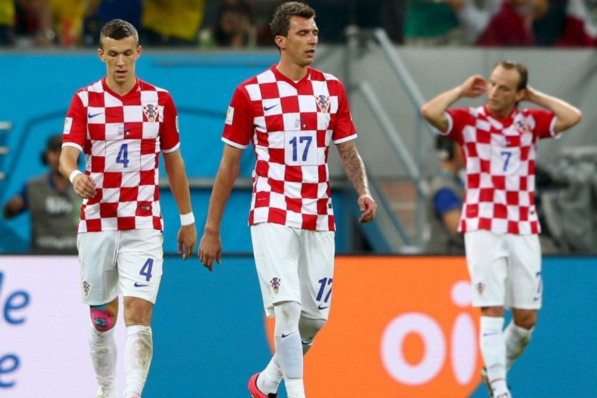 7. Croacia – 288.25 millones de euros Foto:Getty Images. Imagen Por: