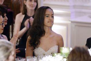 Estos fueron los looks de las hijas de los Obama durante la presidencia Foto:Getty Images. Imagen Por: