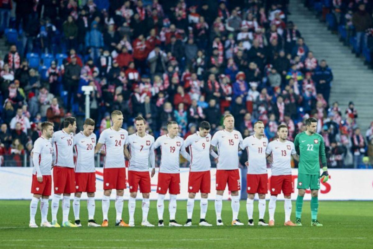 9. Polonia – 193.45 millones de euros Foto:Getty Images. Imagen Por: