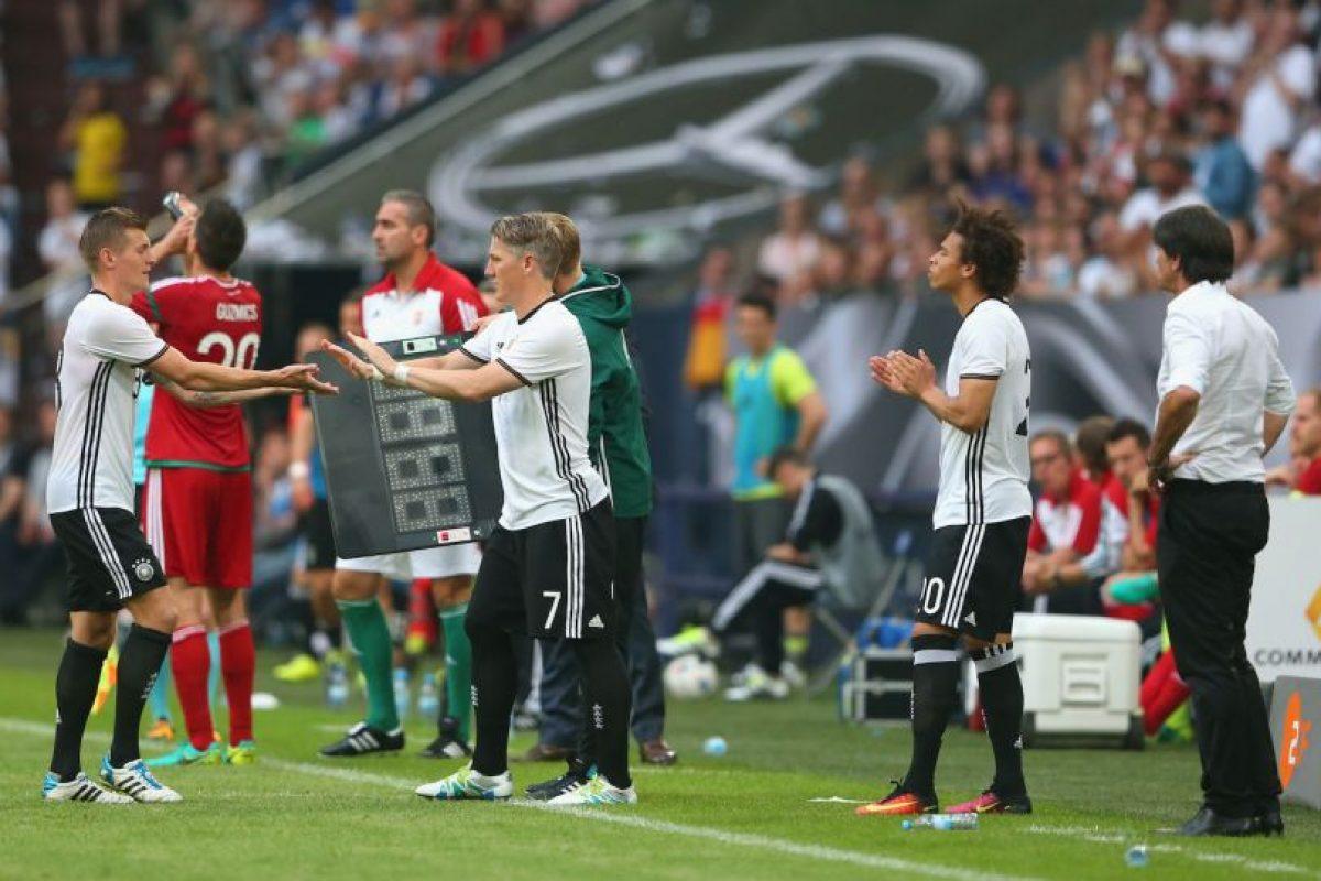 2. Alemania – 580 millones de euros Foto:Getty Images. Imagen Por: