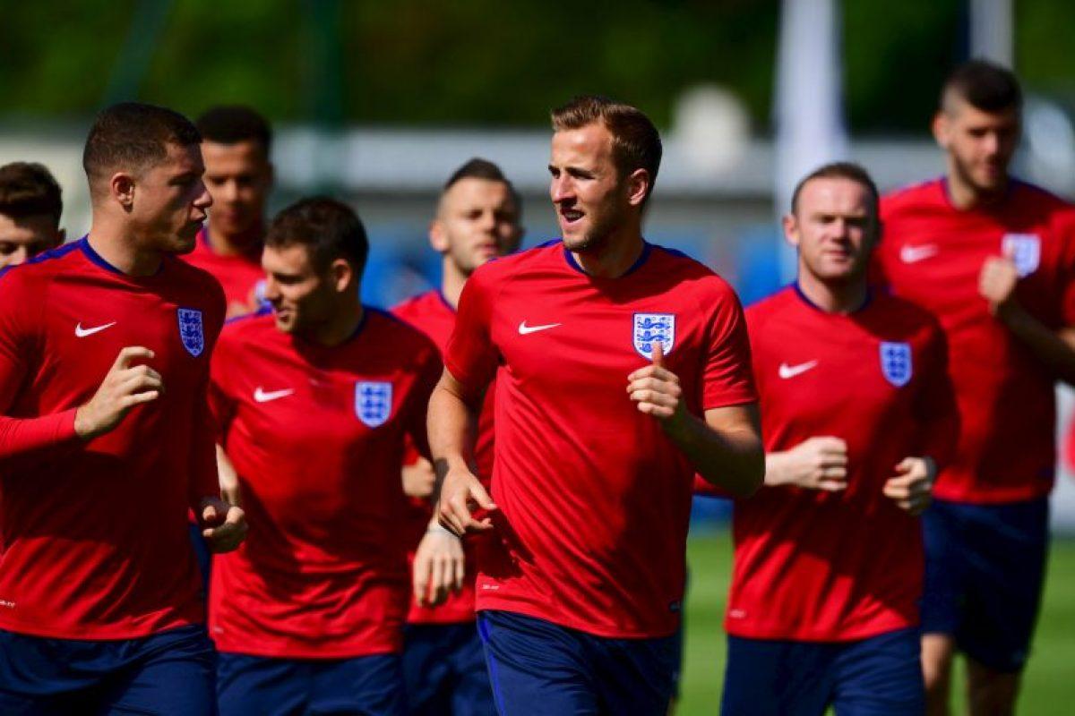 4. Inglaterra – 477 millones de euros Foto:Getty Images. Imagen Por: