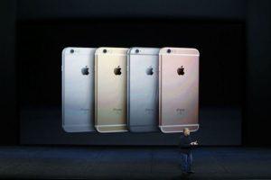 El iPhone se encuentra en 4 colores diferentes. Foto:Getty Images. Imagen Por: