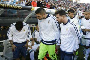Lionel Messi verá actividad por primera vez en el torneo Foto:Getty Images. Imagen Por: