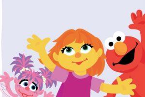 """Julia"" es el primer muppet autista de Plaza Sésamo. Foto:vía Facebook/SesameStreet. Imagen Por:"