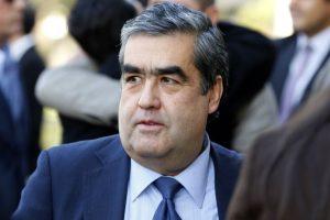 Ricardo Solari, presidente del directorio de TVN. Foto:Agencia Uno. Imagen Por:
