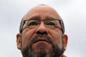 Unión civil entre el carabinero Hugo Alcalde y Jose Luis Valdez Foto:Agencia Uno. Imagen Por: