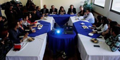 Mineduc se reunió con la Confech para dialogar por reforma educacional
