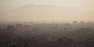 Niveles de contaminación recién menguarán entre lunes y martes