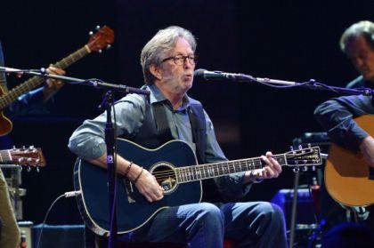 Eric Clapton, uno de los mejores guitarristas del mundo