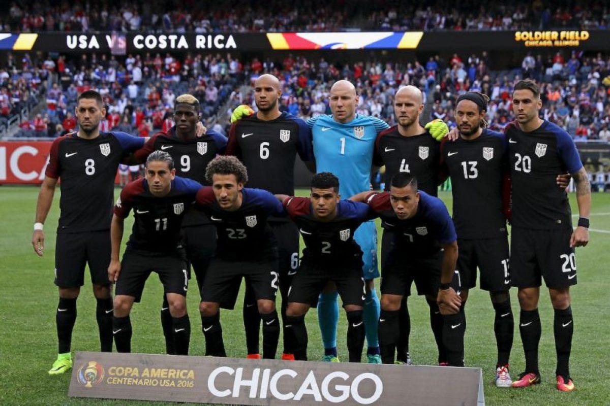 Estados Unidos vs. Paraguay Foto:Getty Images. Imagen Por: