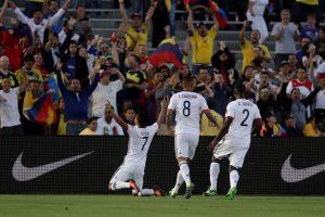 Colombia llega clasificado a la última fecha Foto:Getty Images. Imagen Por: