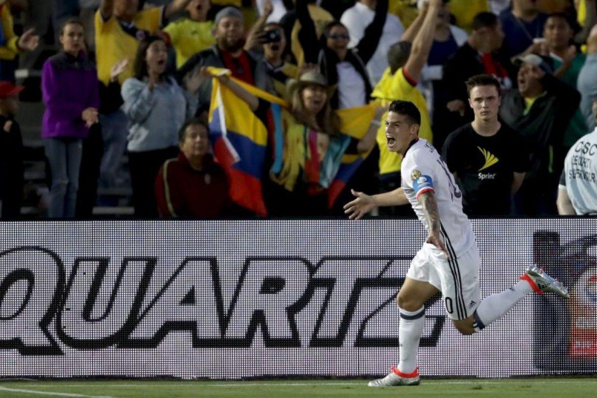 Colombia vs. Costa Rica Foto:Getty Images. Imagen Por:
