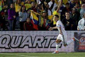 James Rodríguez está demostrando su condición de figura Foto:Getty Images. Imagen Por:
