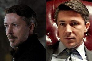 """Aidan Gillen, el maquiavélico Petyr Baelish, estuvo en """"Shanghai Kid"""" y en """"The Wire"""". Foto:HBO. Imagen Por:"""