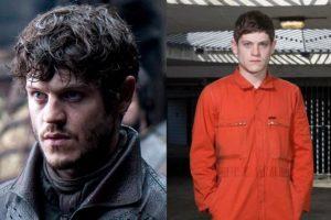 """Iwan Rheon, el malvado """"Ramsay Bolton"""", estuvo en la serie """"Misfits"""" en 2009. Foto:HBO/ E4. Imagen Por:"""