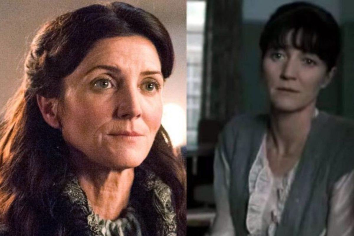 """Michelle Farley fue la mamá de Hermione en """"Harry Potter"""" antes de ser Catelyn Stark. Foto:HBO/Warner. Imagen Por:"""