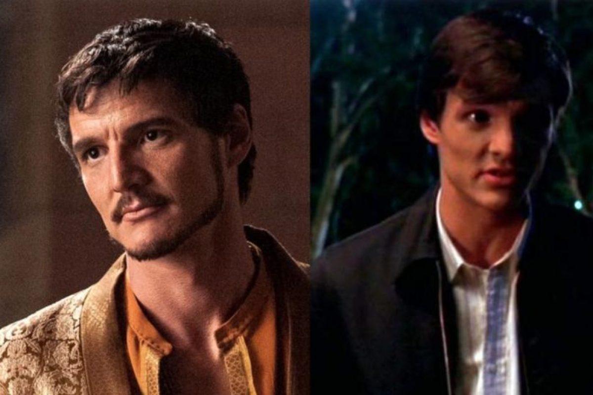"""Pedro Pascal, Oberyn Martell, fue un estudiante en """"Buffy, la cazavampiros"""". Foto:HBO/20thCentury Fox.. Imagen Por:"""