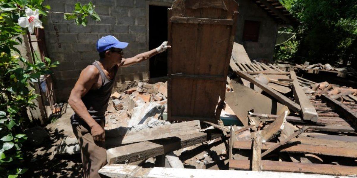 Terremoto en Nicaragua: decenas de viviendas se derrumbaron y autoridades evalúan daños