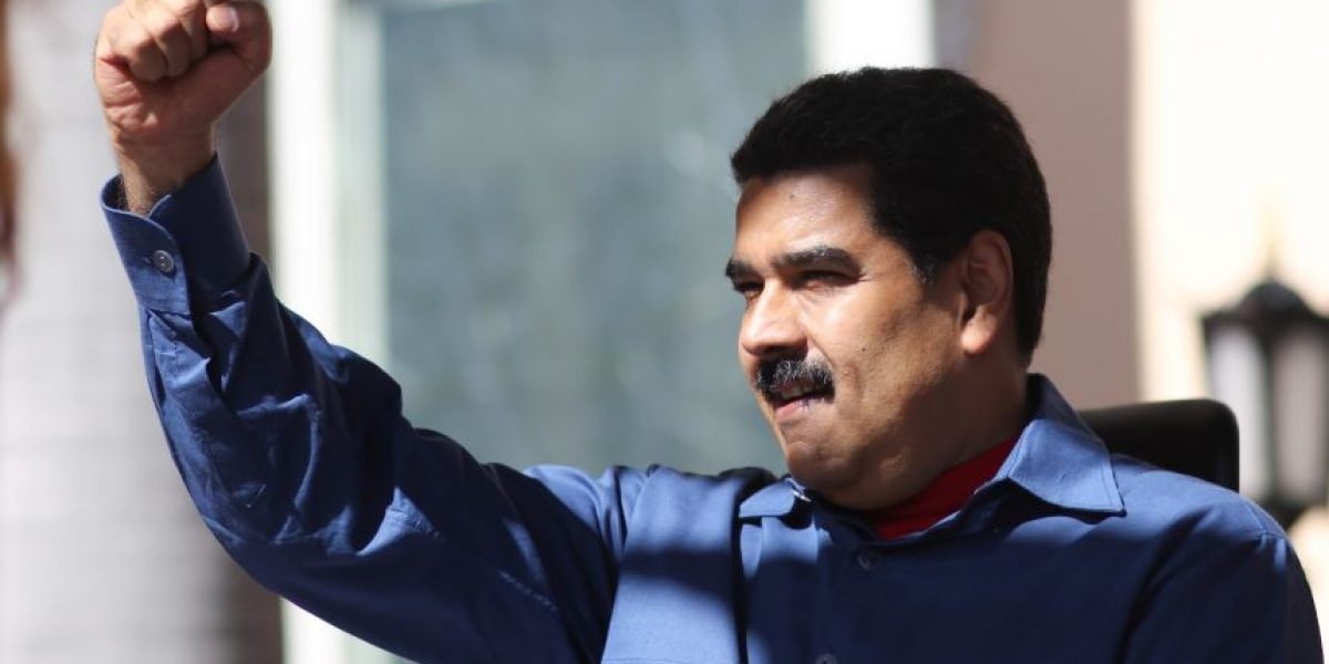 Maduro afirma que solo podrá haber referendo revocatorio