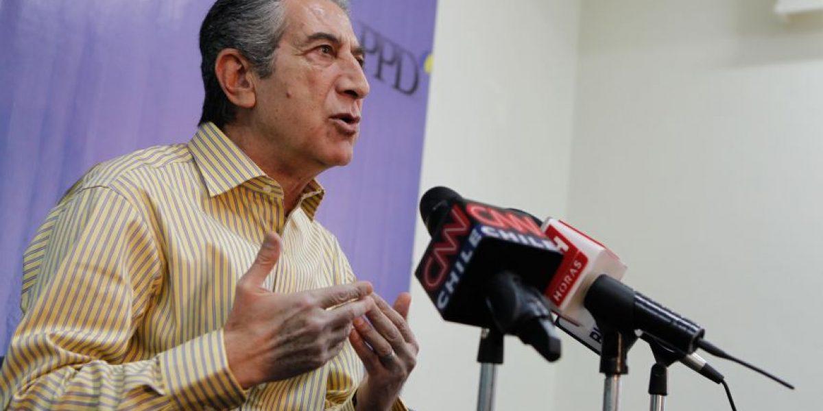 Tarud acusa deslealtad de Insulza hacia la Presidenta Michelle Bachelet