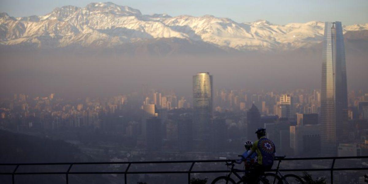 Pese a índices de preemergencia, Intendencia declara sólo alerta ambiental para hoy en Santiago