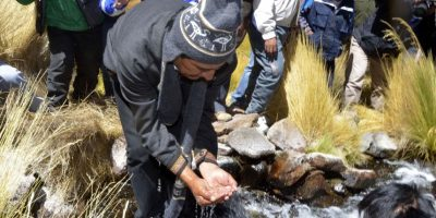 Evo Morales acusó a Chile de