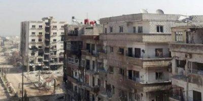 Al menos 21 civiles muertos en bombardeos a un mercado en el norte de Siria