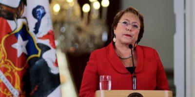 Bachelet expresa consternación por la matanza en EE.UU.