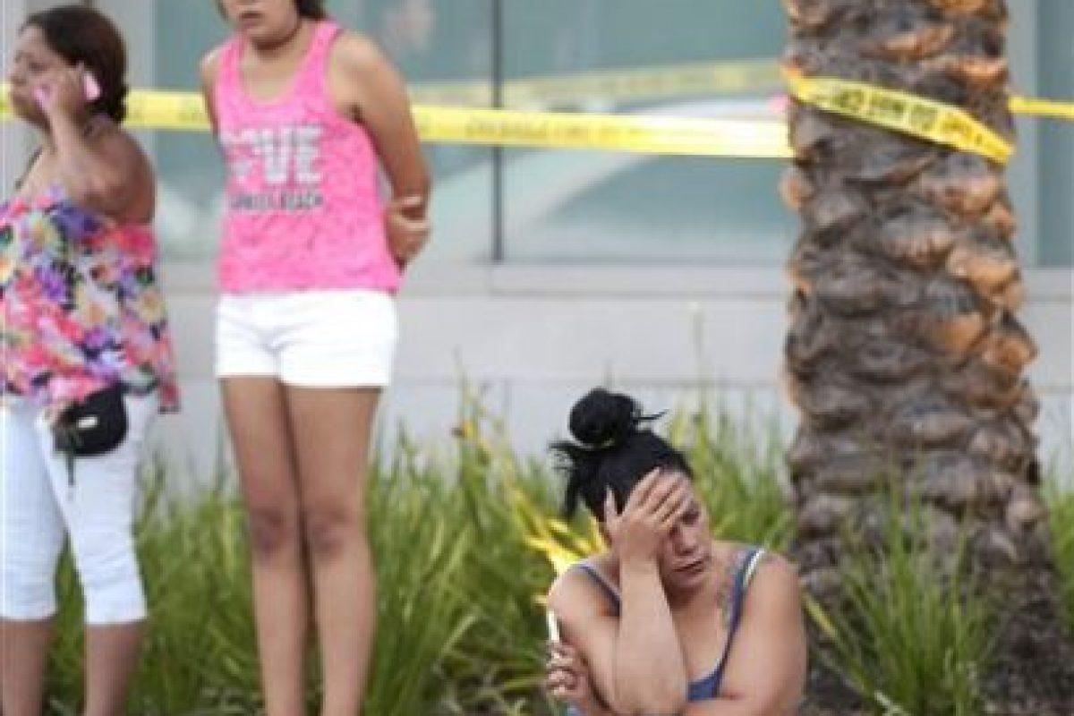Masacre en bar gay dejó 20 muertos Foto:AP. Imagen Por: