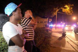 """En el bar """"Pulse"""" Foto:AP. Imagen Por:"""