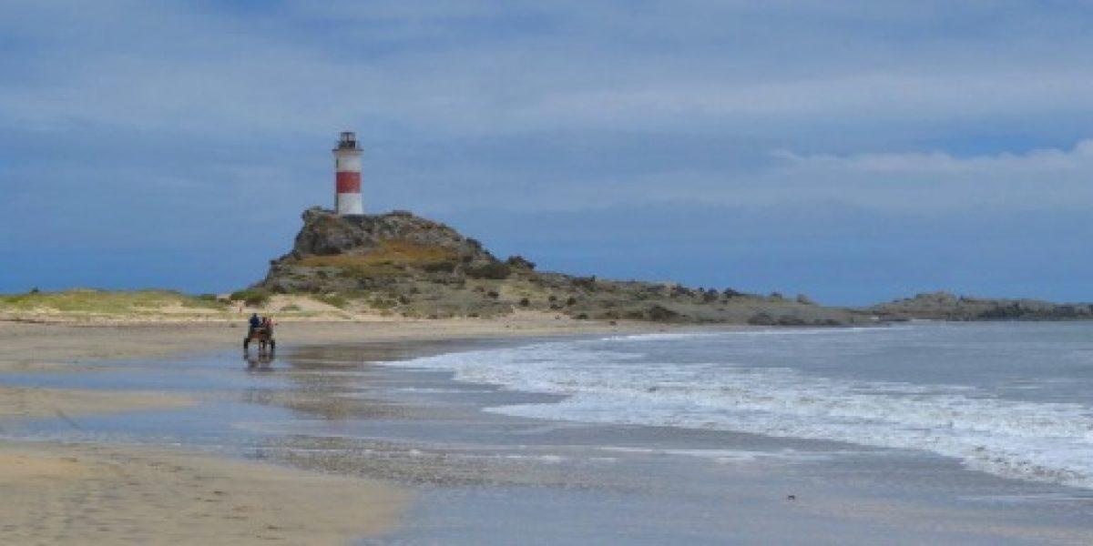 Isla Mocha cuenta con primera lancha certificada para turistas