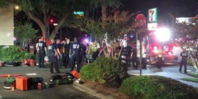 Al menos 50 muertos y decenas de heridos dejó tiroteo en un club gay de Orlando (EEUU)