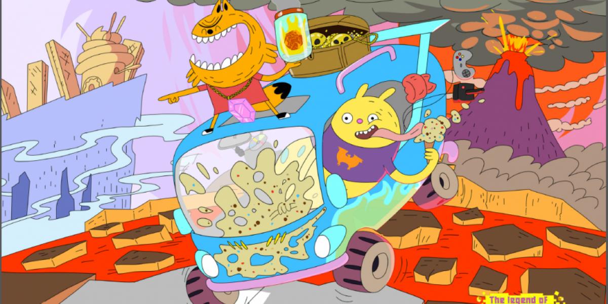 20 chilenos llevan a Francia lo mejor de la animación local
