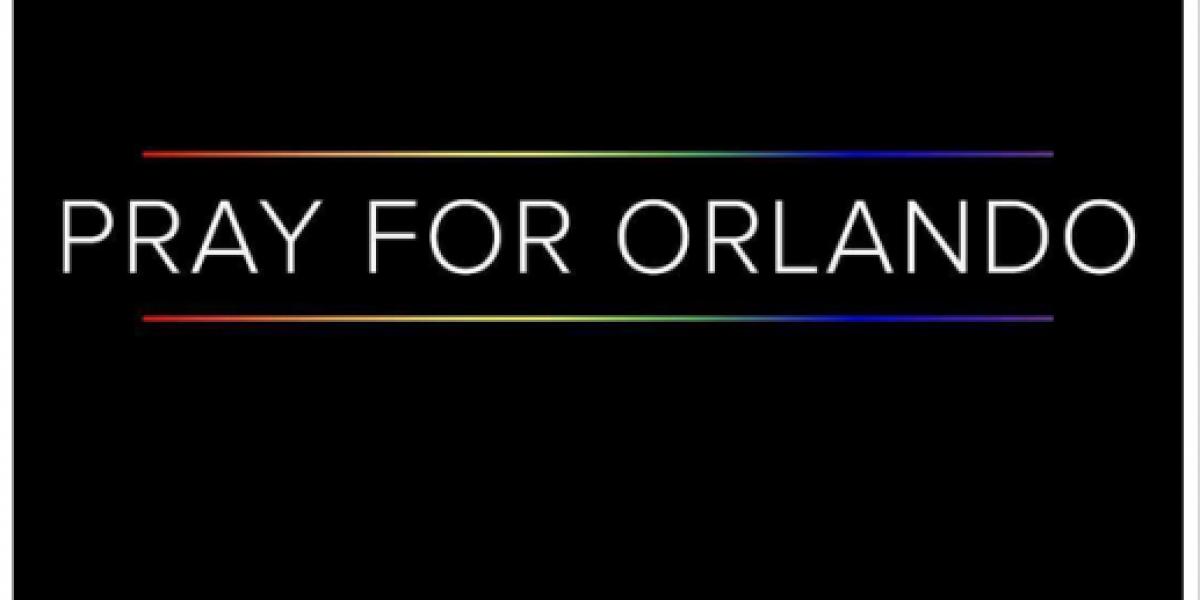 [Galería] Así reaccionaron los famosos tras el ataque al club nocturno en Orlando