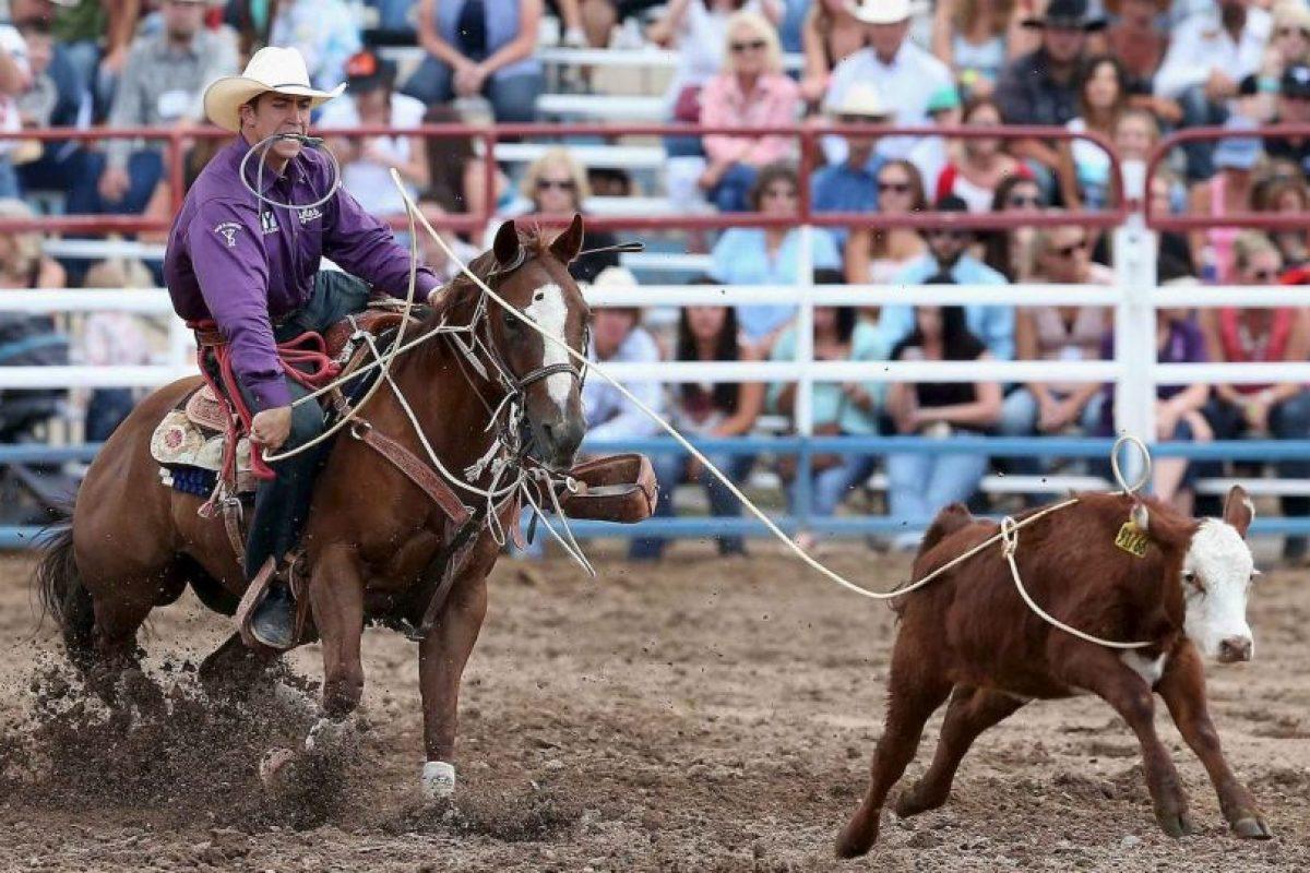 En Estados Unidos es considerado un deporte Foto:Getty Images. Imagen Por: