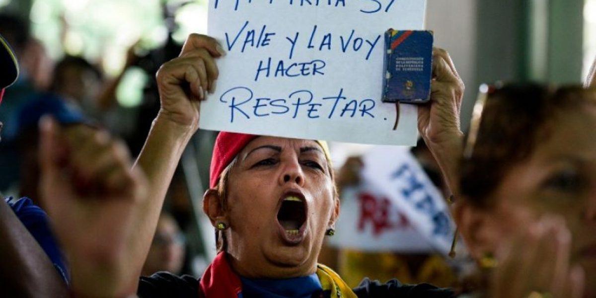 ¿Referendo en 2016 o 2017? Nueva polémica en Venezuela entre el Gobierno y oposición